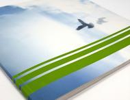солидный дизайнерский каталог для производителя окон