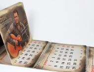 календарь с CD